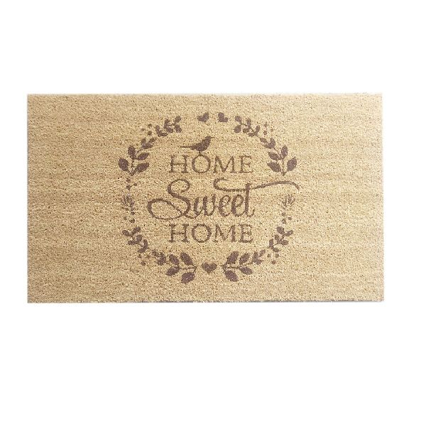 Coir Home Sweet Home Door Mats