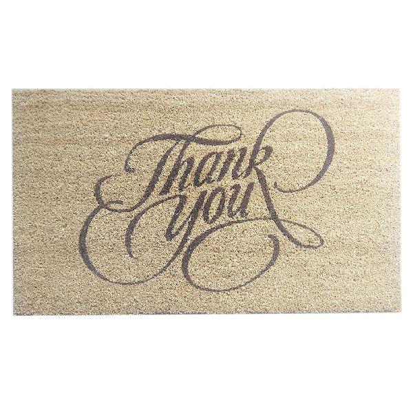 Coir Thank You Door Mats