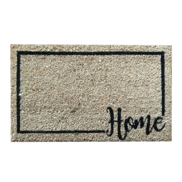 PVC Backed Home Coir Mats