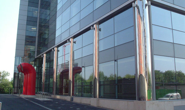 Stainless Steel Cladding Services 01
