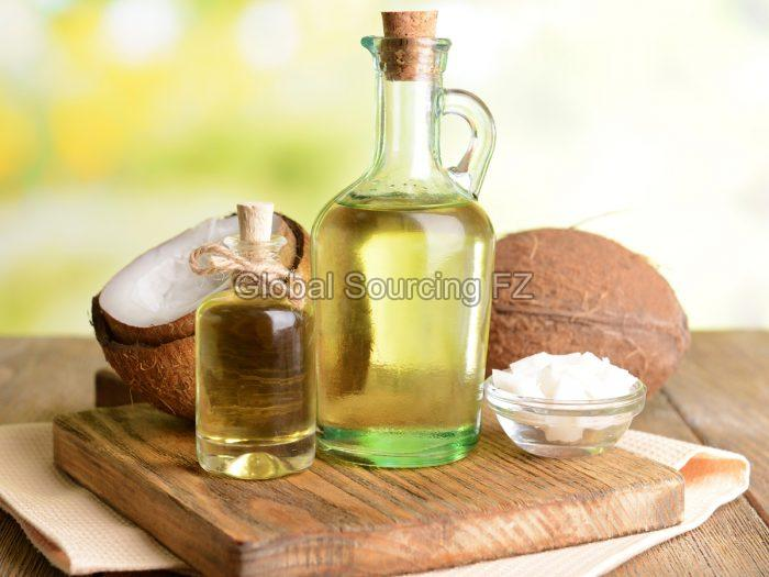 Refined Coconut Oil