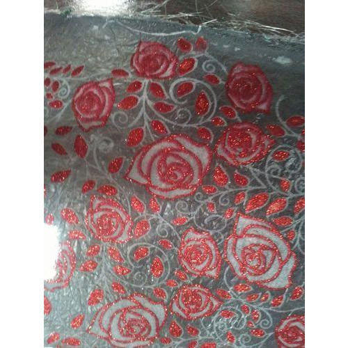Polypropylene Flower Printed Sheets