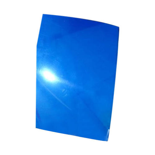 Polypropylene Plain Blue Sheets