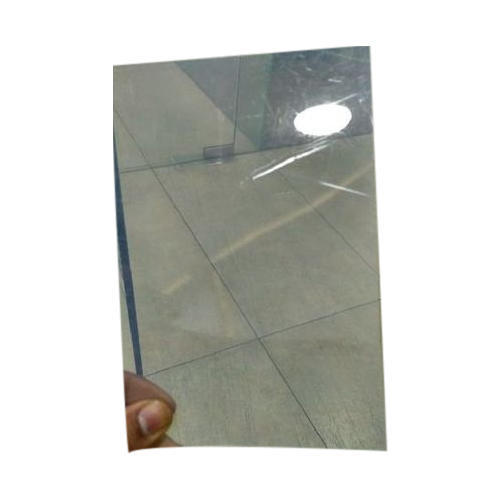 Polypropylene Plain Transparent Sheets