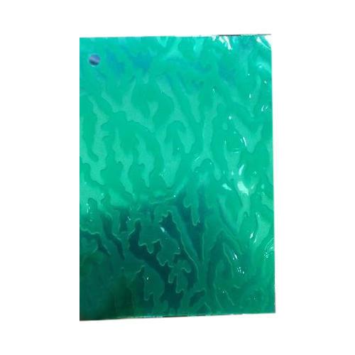 Polypropylene Printed Green Sheets