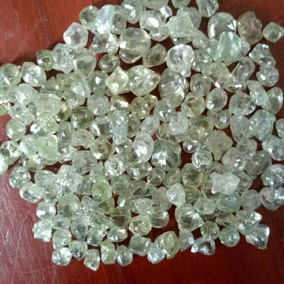 Unpolished Diamonds