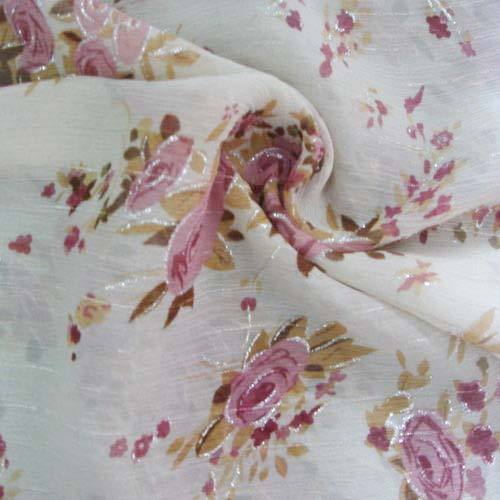 Georgette Printed Fabric