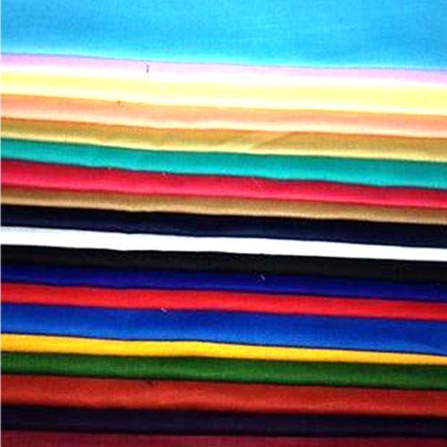 Slub Plain Fabric