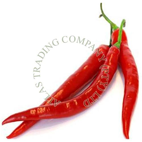 Fresh Cayenne Pepper