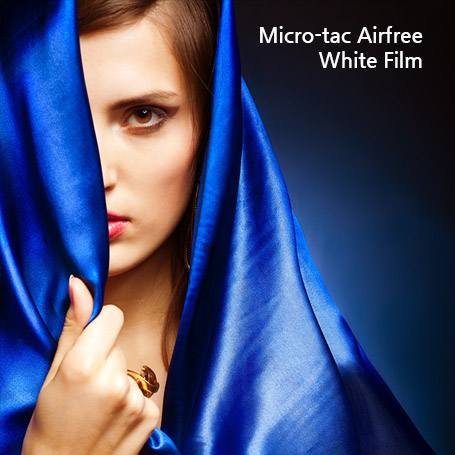 Micro-TAC White Air Free Window Film