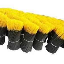 Black Raw Incense Sticks 01