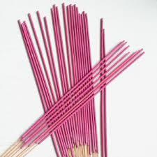 Pink Raw Incense Sticks