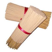 White Raw Incense Sticks 02