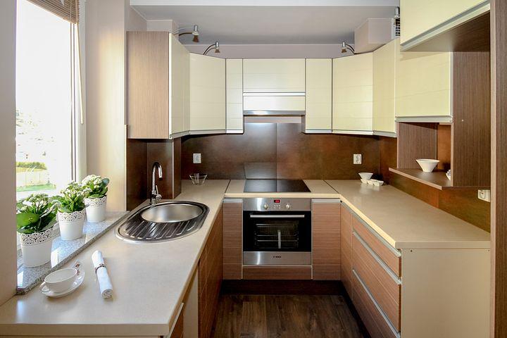 Wooden Kitchen Interior Designing Service 04