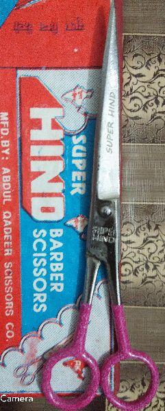 Super Hind Barber Scissor 01