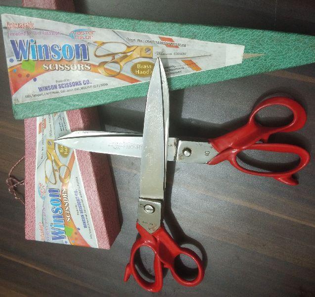 Winson Red Handle Scissor