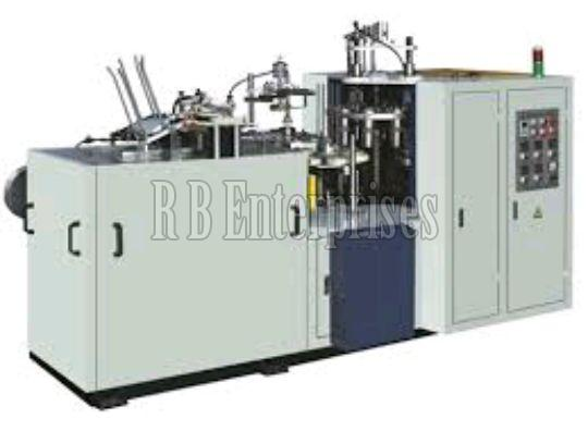 Fully Automatic Paper Cup Making Machine 02