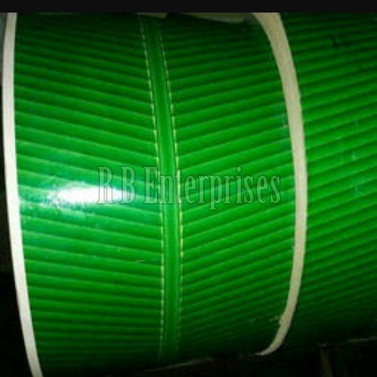 Green Paper Plate Roll 06