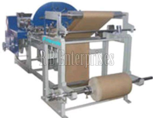Paper Bag Making Machine 01