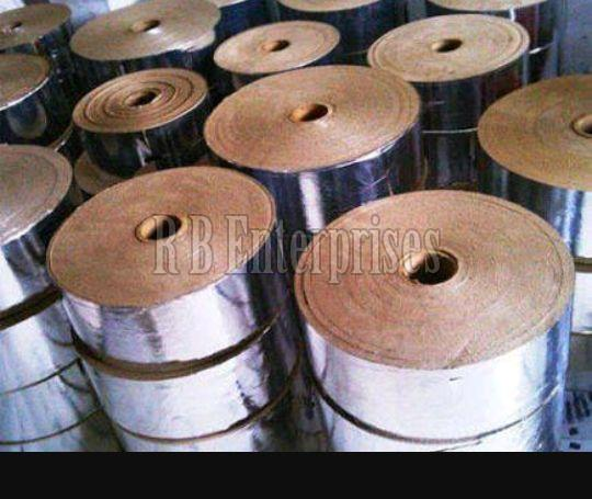 Silver Craft Paper Roll 02
