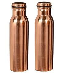 Antique Copper Bottle