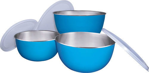 Stainless Steel Microwave Safe Bowl