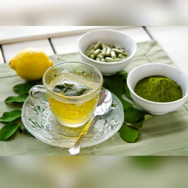 Moringa Green Tea