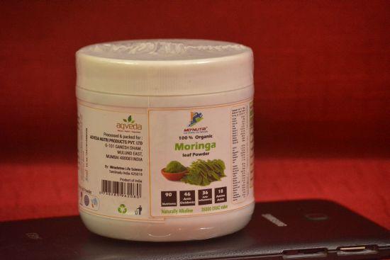 100gm Moringa Leaf Powder
