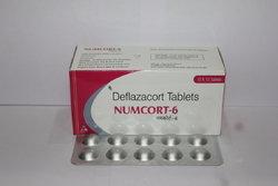 6mg Deflazacort Tablet