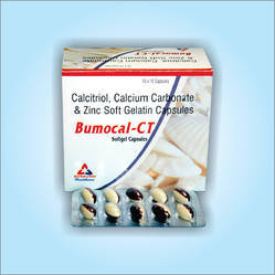 Bumocal CT Soft Gelatins Capsules