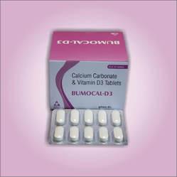Bumocal D3 Tablets