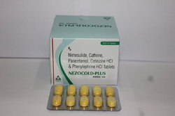 Nezocold Plus Tablets