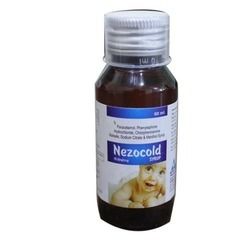 Nezocold Syrup