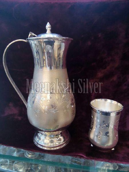 Silver Lemon Set