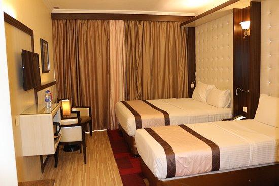 Hotel Textile Import Facilities