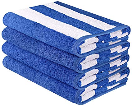 Stripe Pool Towel