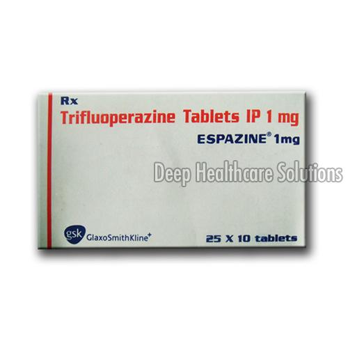 1 MG Espazine Tablets