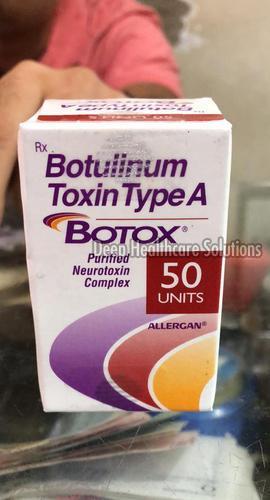 50 Unit Botox Injection