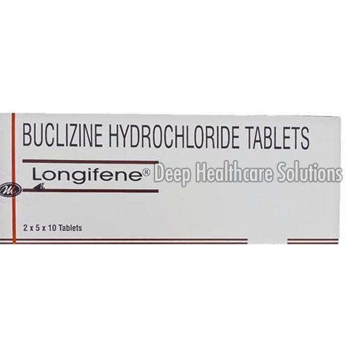 Buclizine Hydrochloride Tablets