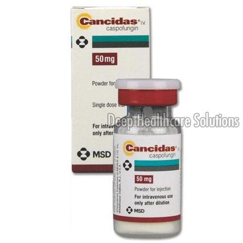 Cancidas Injection