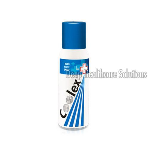 Coolex Burn Relief Spray