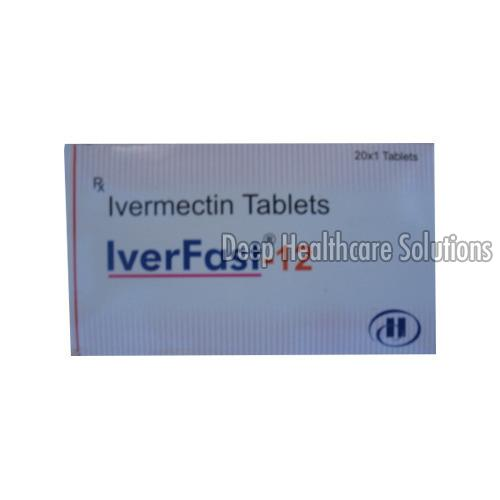Iverfast Tablets