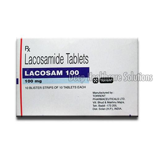 Lacosam Tablets
