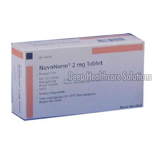 Novonorm Tablets