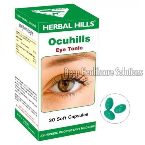 Ocuhills Eye Softgel Capsules