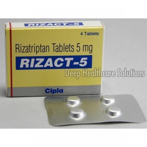 5 MG Rizatriptan Tablets