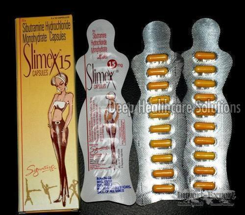 Slimex Weight Loss Capsules