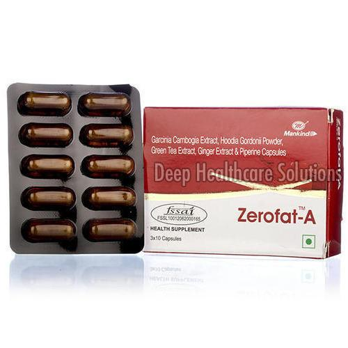 Zerofat A Capsules