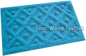 Diamond Bath Mat