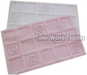 Embossed Bath Mat